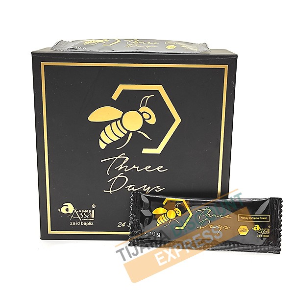 Malaysian honey three days