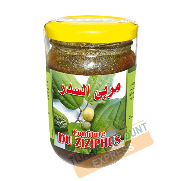 Jam of sidr