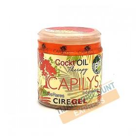 Capilys cire gel 7 huiles rares