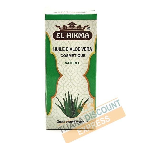 Cosmetic aloe vera oil 60 ml