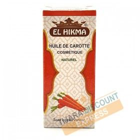 Cosmetic Carrot oil 60 ml