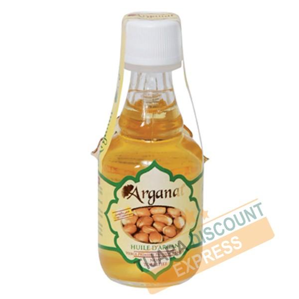 Huile d'argan non torréfiée vierge 40 ml