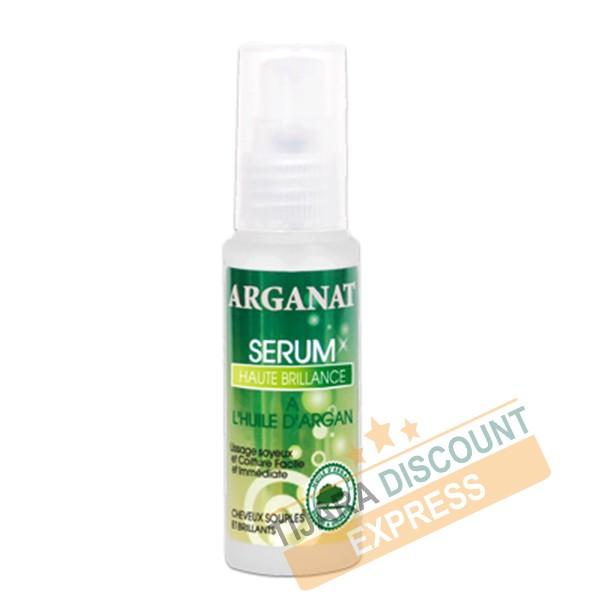 Sérum capillaire à l'huile d'argan 25 ml