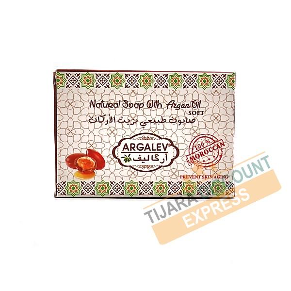 Natural Soap with argan oil - ARGALEV
