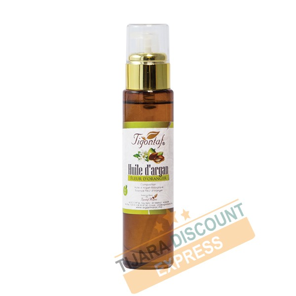 Argan oil with orange blossom (60ml)