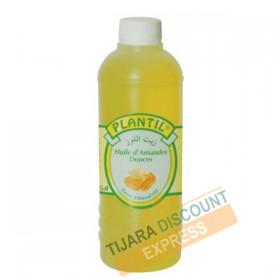 Sweet almond oil (60 ml)