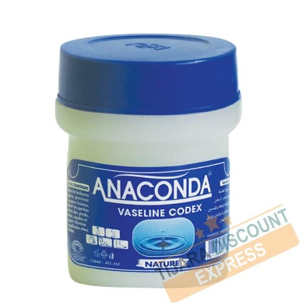 Vaseline nature (120ml) - ANACONDA