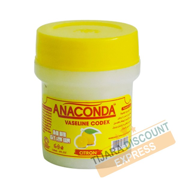 Vaseline citron (120ml) - ANACONDA