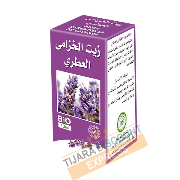 Essential oil of lavender (10 ml)