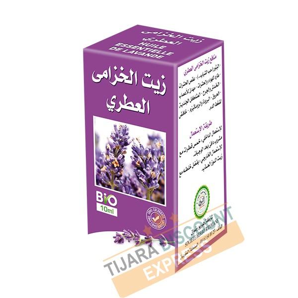 Huile essentielle de lavande (10 ml)