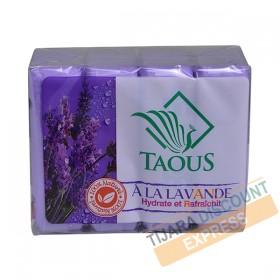 Lavender soap taous
