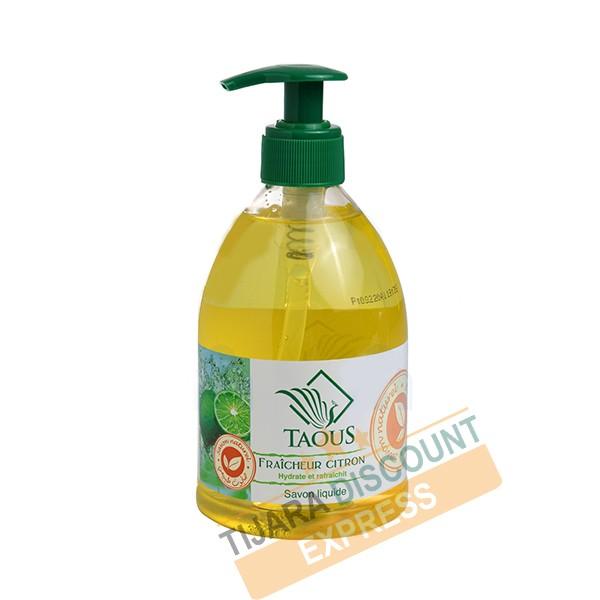 Taous liquid soap with Lemon