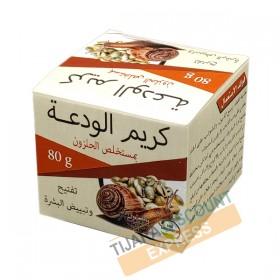 Crème cypraea à l'extrait d'escargot 80 g