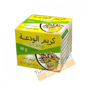 Cypraea cream with lemon essential oil 80 g