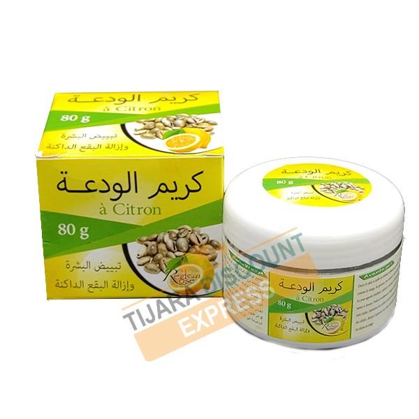 Crème cypraea à l'huile essentiel de citron 80 g