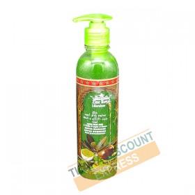 Gel savon beldi à l'huile d'argan et hennee