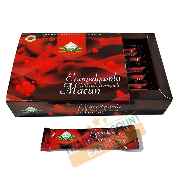 Macun epimedium naturel 12 sachet