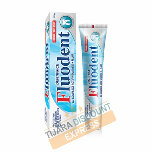 Dentifrice fluodent anis