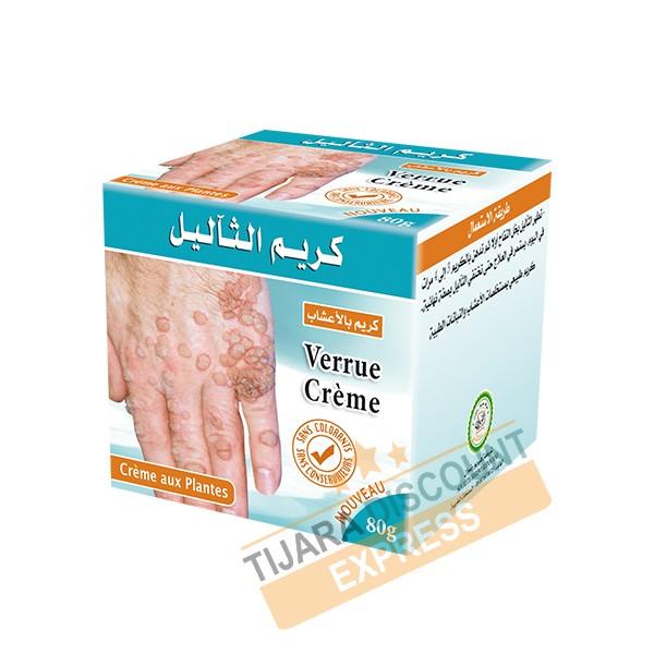 Wart cream