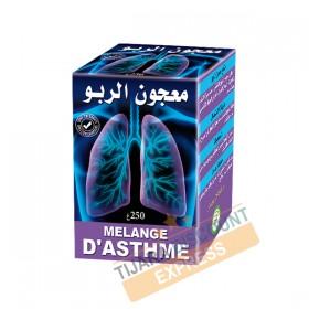 Maâjoune of asthma
