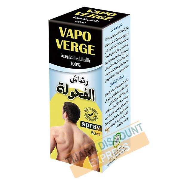Vapo verge massage oil (60 ml)