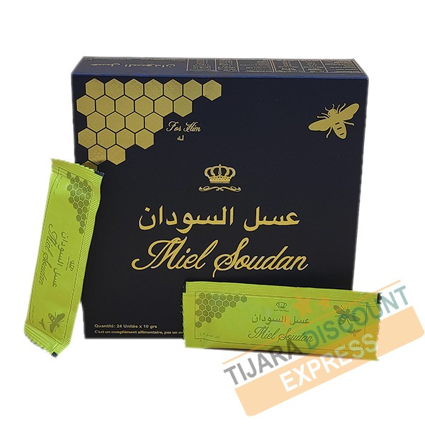 Miel du Soudan aphrodisiaque (premium quality)