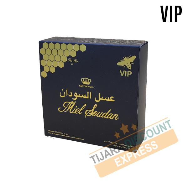 Miel du Soudan aphrodisiaque (VIP)