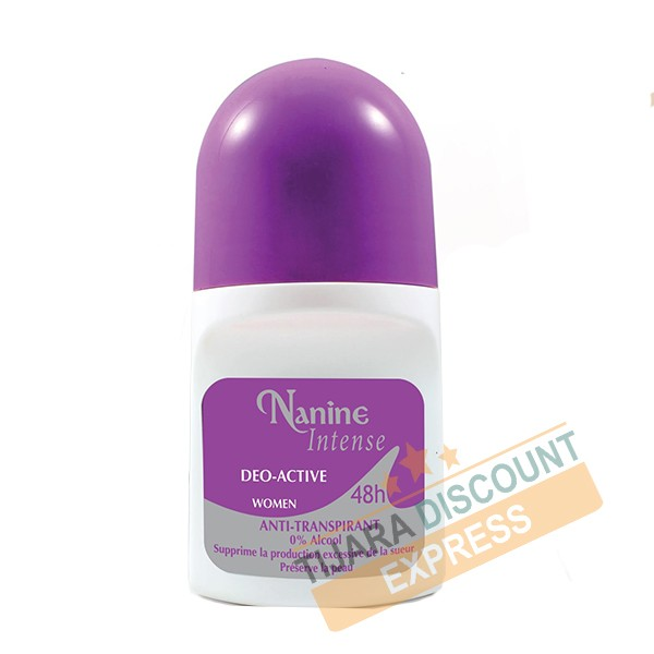 Nanine déodorant intense