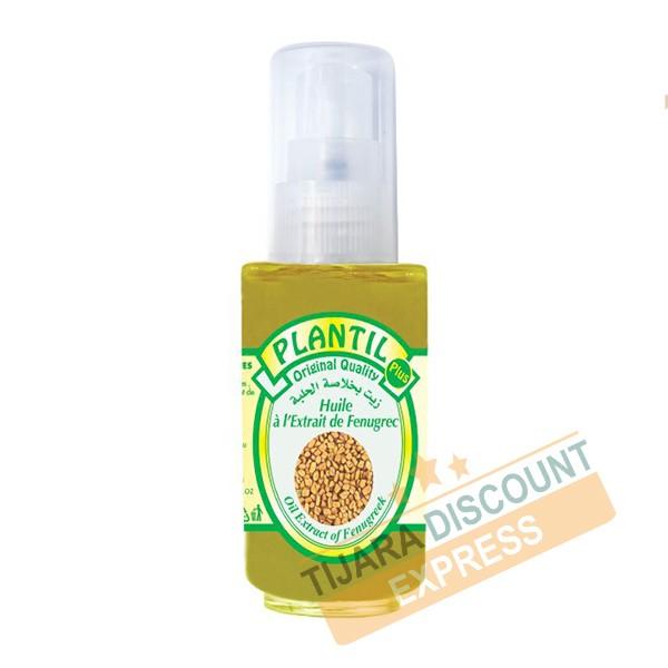 Fenugreek oil 40ml glass bottle - Plantil