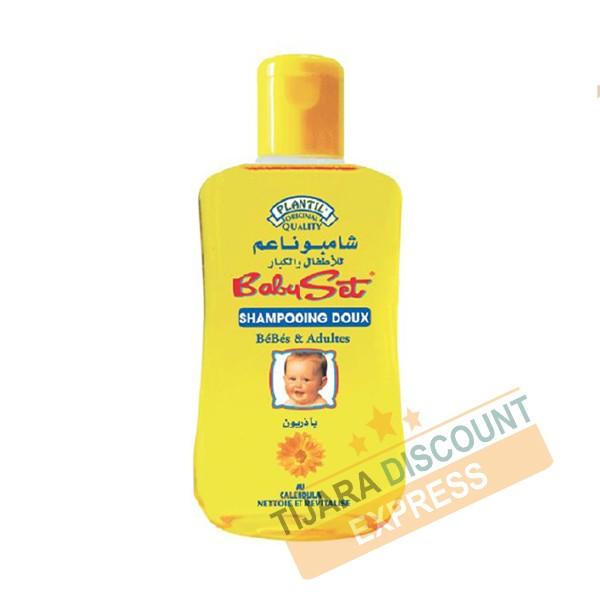 Babyset shampooing doux au Calendula 200ml