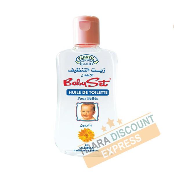 Babyset huile de toilette au calendula 200 ml