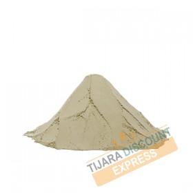 Natural green clay powder - 25 kg bag