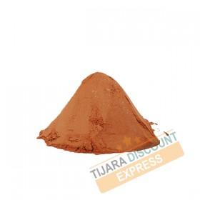 Natural red clay powder - 25 kg bag