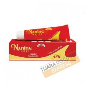 Nanine girl deodorant cream 30 ml