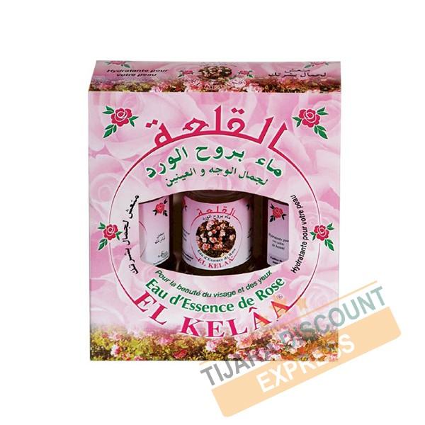 Eau d'essence de rose EL KELÂA 500 ml / Lot de 3