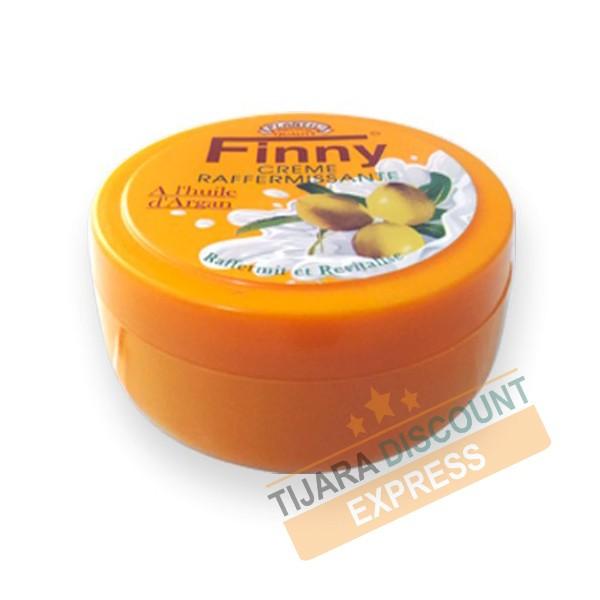 Crème raffermissante à l'huile d'argan - Finny