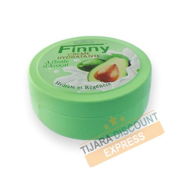 Moisturizing cream with avocado oil - Finny