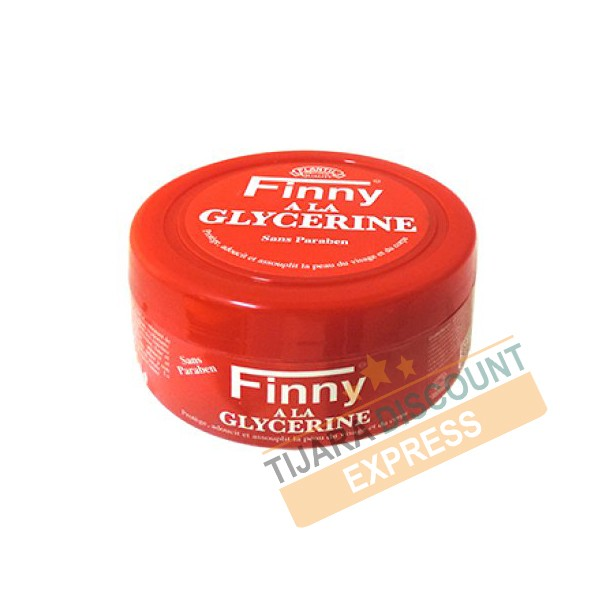 Glycerin cream (200 ml) - Finny