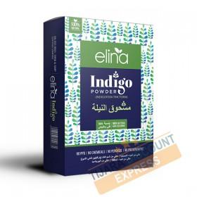 Indigo powder for hair - elina