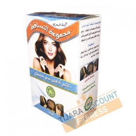 Huile cheveux gras (125 ml)