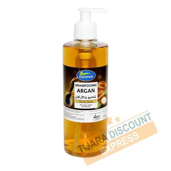 Shampoing Réparateur à l'huile d'argan 420 ml