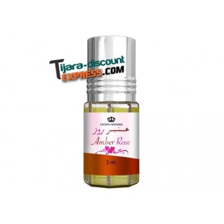 Perfume Roll AMBER ROSE (3 ml)