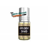 Parfum à Bille GOLDEN SAND (3 ml)
