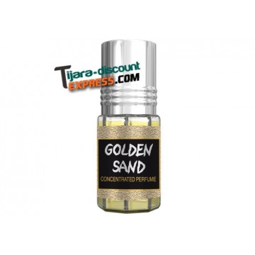 Perfume Roll GOLDEN SAND (3 ml)