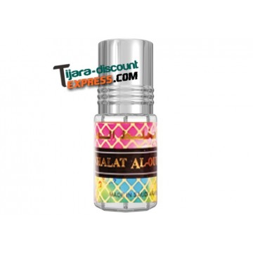 Parfum à Bille MOKHALAT AL OUD (3 ml)
