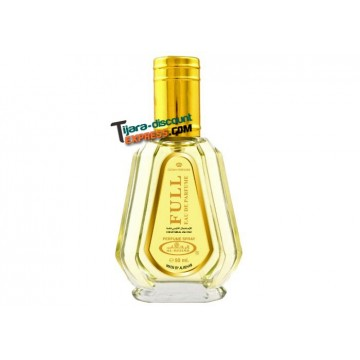 Parfum spray FULL (50 ml)