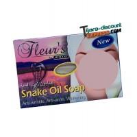 Savon à l'huile de serpent