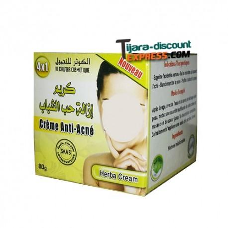 Cream anti-acne