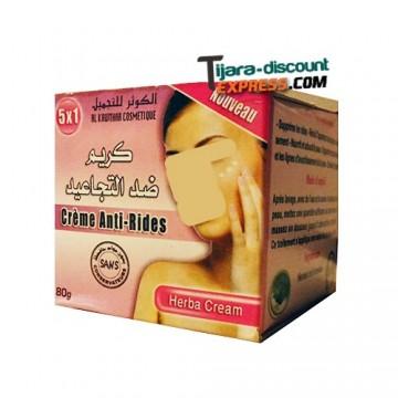 Cream anti-wrinkle