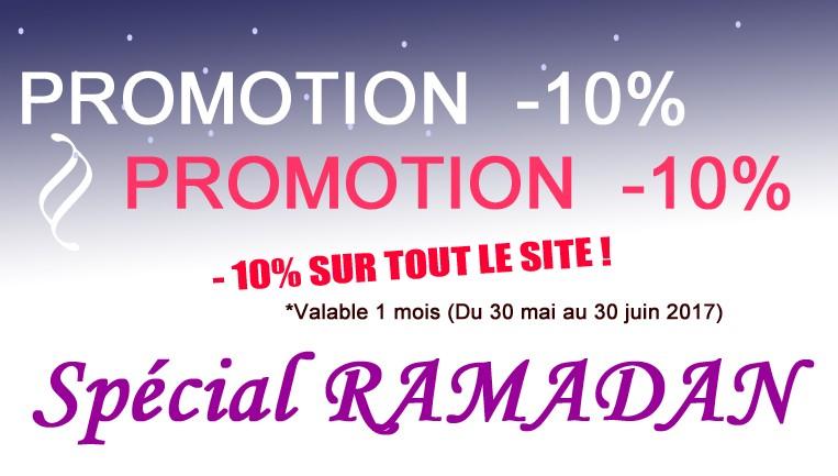 Promotion spécial Ramadan -10